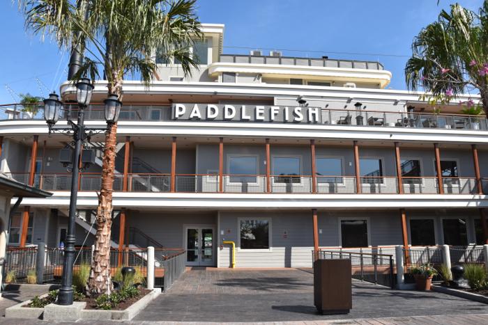 Paddlefish Restaurant
