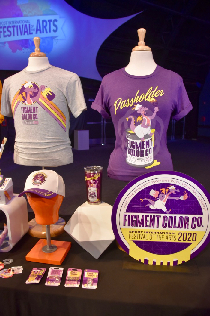 Epcot International Festival Of The Arts 2020 Merchandise Preview Photos Video Mousesteps