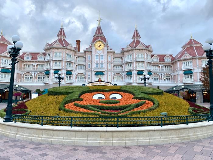 Disneyland Paris Offers Abundance Of Halloween Decorations For 2020 Photos Part 1 Main Street Mousesteps
